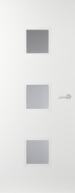 Blank glas