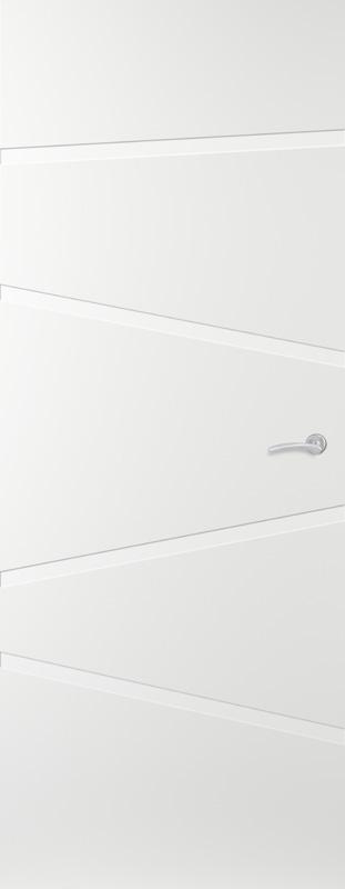 svedex binnendeuren Random RD52, vlakke brede lijn