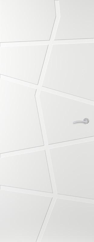svedex binnendeuren Random RD54, lijndeur