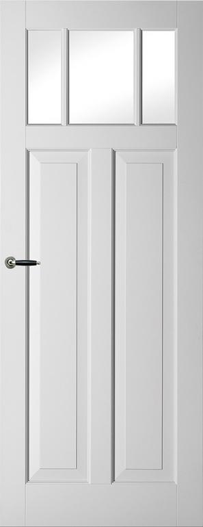 moodplus binnendeuren Poissy - Kraal - Zonder glas