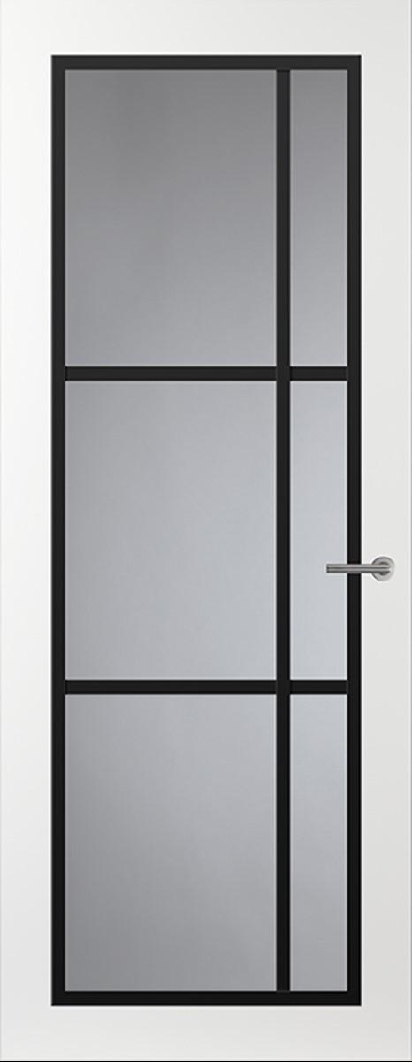 Svedex Front FR504 Zwart
