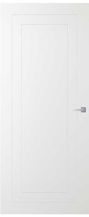 moodplus binnendeuren Lijndeur JBL180 - Zonder glas