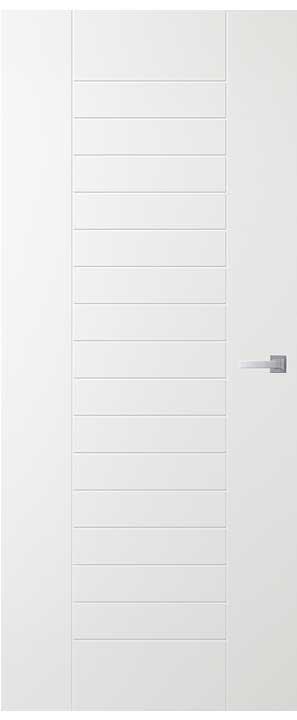 moodplus binnendeuren Lijndeur JBL250 - Zonder glas