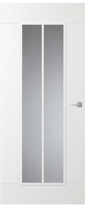 moodplus binnendeuren Glasdeur JBG170 - Zonder glas