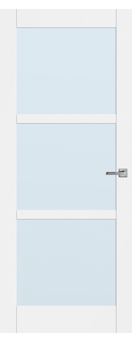 Roedepakket 2x4 stuks horizontaal (25mm)