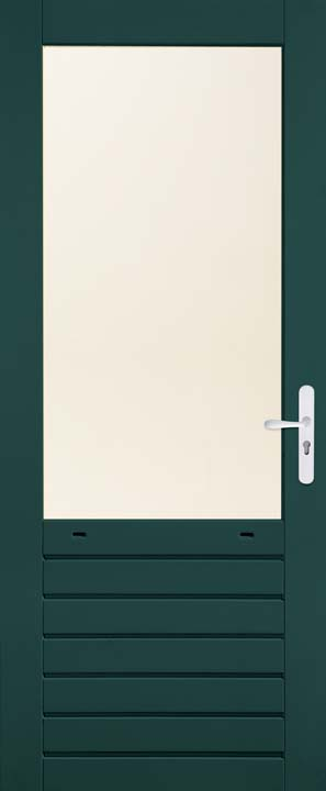 Blank isolatieglas inclusief montagepakket